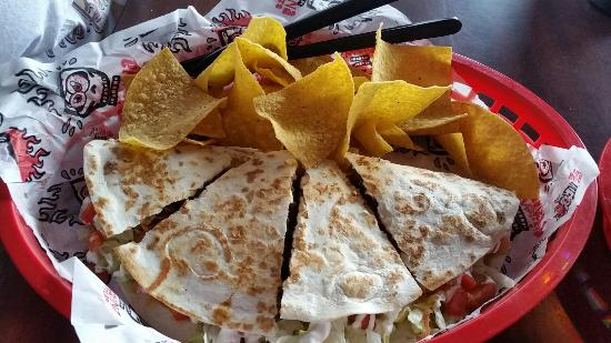 Tijuana Flats: Nachos to die for