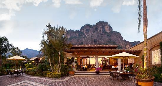 La Buena Vibra Retreat & Spa: La Cascada Restaurant
