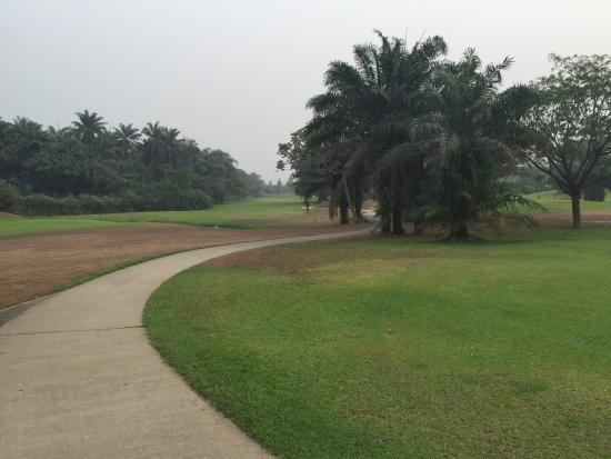 Le Meridien Ibom Hotel & Golf Resort : photo0.jpg