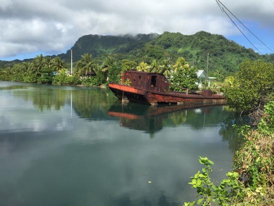 Косраэ, Федеративные Штаты Микронезии: photo0.jpg