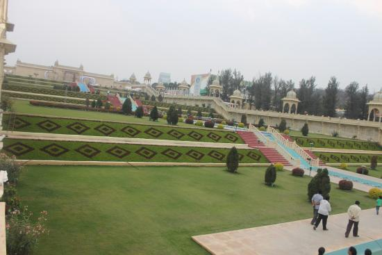 Mughal garden picture of ramoji film city hyderabad Mughal garden booking