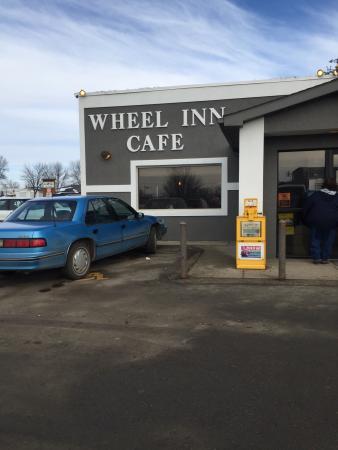 Watertown, Dakota Południowa: Wheel Inn