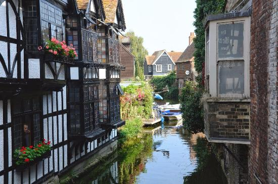 Hotels In Canterbury Kent Uk