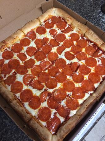 Irwin, Pensilvania: Romano's Pizza and Cafe