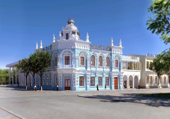 F. Kovalenko the Krasnodar Regional Art Museum