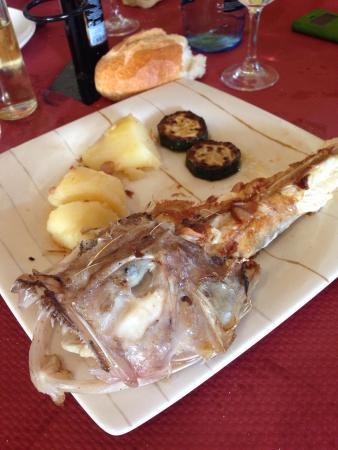 Restaurante la Terraza de Porceyo