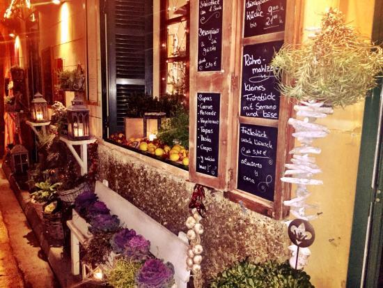 Santanyi, Espagne : Liebe zum Detail