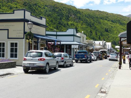Arrowtown, นิวซีแลนด์: Main St