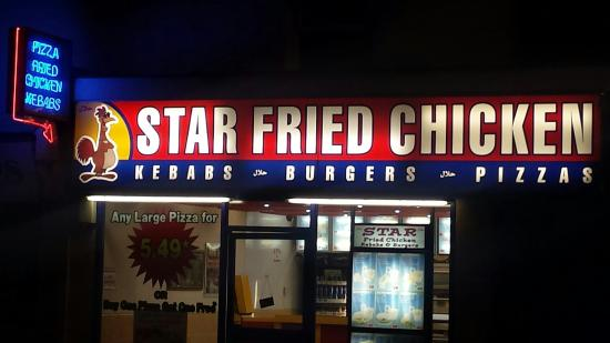 Star Fried Chicken