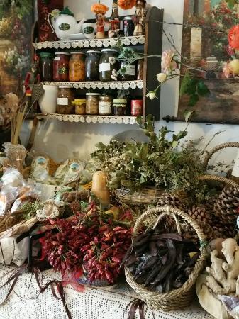Il giardino dei sapori picture of il giardino dei sapori san severo tripadvisor - Giardino dei sapori calvenzano ...