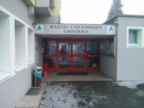 Jugendgastehaus Villach Hutte
