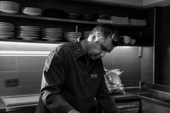 Jette, Βέλγιο: le chef