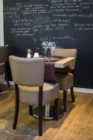 Jette, Βέλγιο: côté restaurant