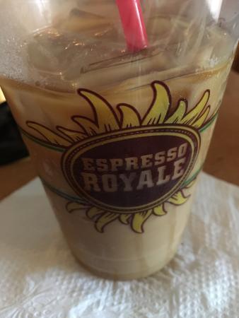 Espresso Royale on Neil