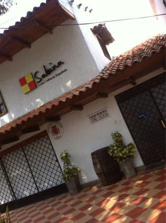 Sabina : Excelente comida española