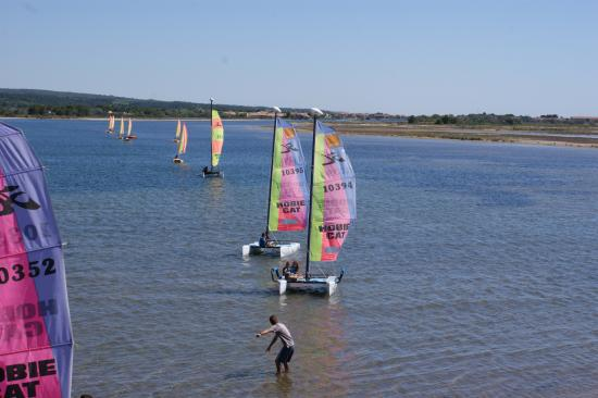 Gruissan Sailing Center