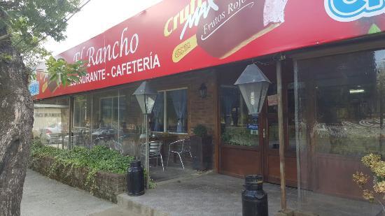 Trinidad, أوروجواي: Parador El Rancho