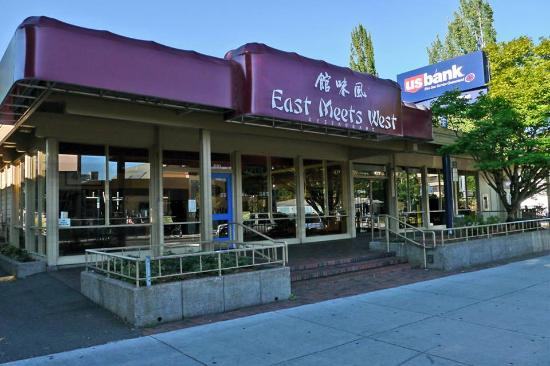 ‪East Meets West Restaurant‬