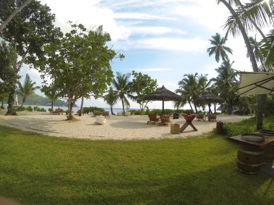 Mahé, Seychellerna: Kempinski Seychelles Resort