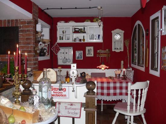 Omas Küche - Picture of Oma\'s Kuche und Quartier, Ostseebad Binz ...