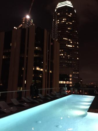 rooftop pool by night picture of the standard downtown la los rh tripadvisor com sg