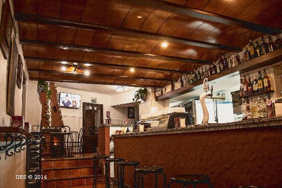 bar La Esquinita Gaucin