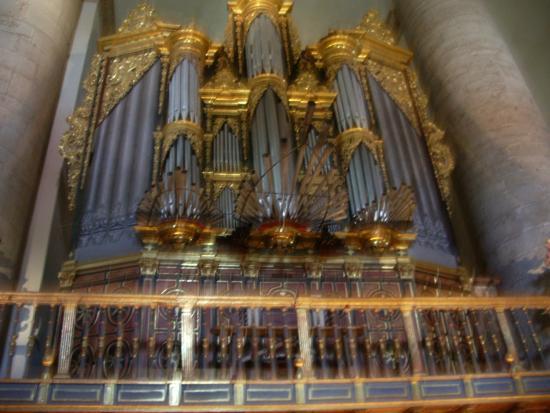 San Millan de la Cogolla, Spanien: coro de la iglesia