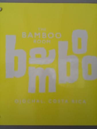 The Bamboo Room