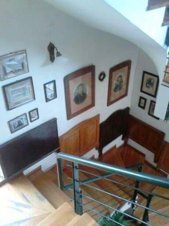 Veszprem, Ungheria: Lépcsőház