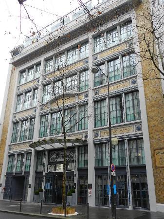 Superbe chambre picture of hotel paris bastille boutet - Chambre d hotes paris bastille ...