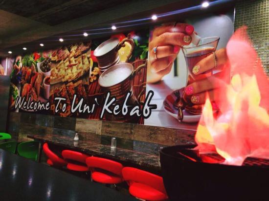 Uni Kebab Southampton