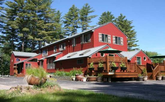 The Old Saco Inn: The Lodge
