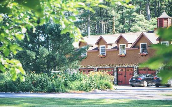 The Old Saco Inn : The Carriage House
