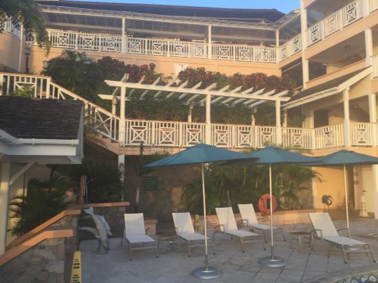 Bilde fra Fort Young Hotel