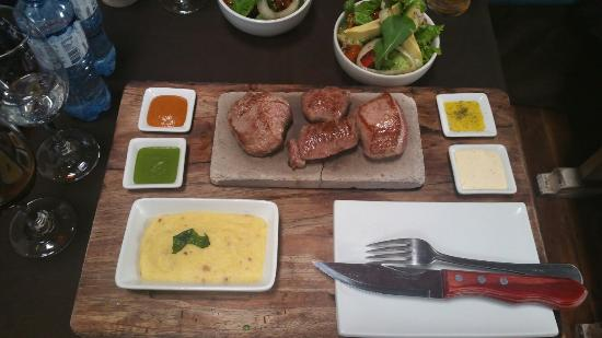 Uchu Peruvian Steakhouse: Peruvian perfection! My best meal ever in Peru. Loved this place