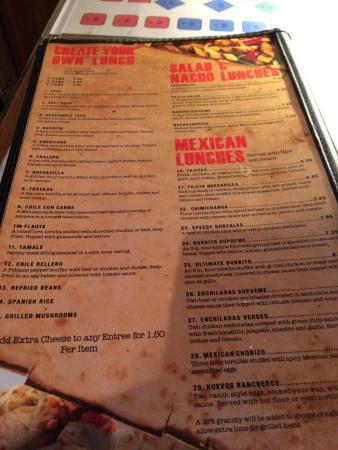 Rico Mexican Restaurant Pensacola