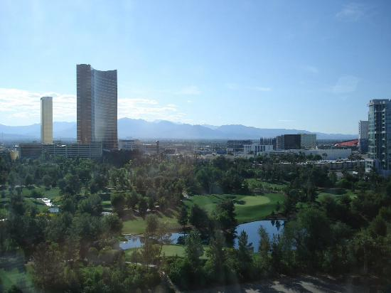 Renaissance Hotel Las Vegas: View from room