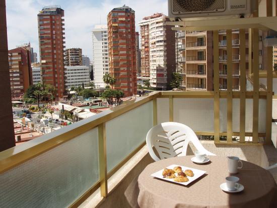 Maria Victoria Apartments: Terraza Maria Victoria 1