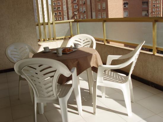 Maria Victoria Apartments: Terraza Maria Victoria 3