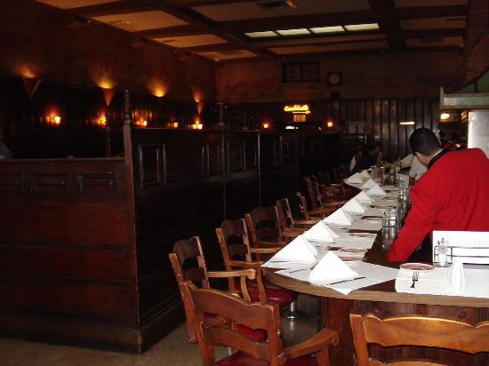 Musso & Frank Grill: Inside