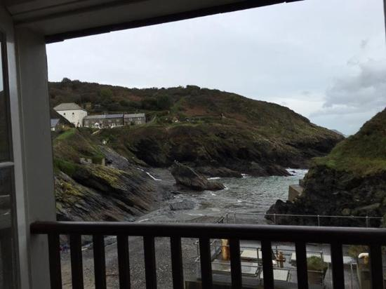 The Lugger Hotel: Our view