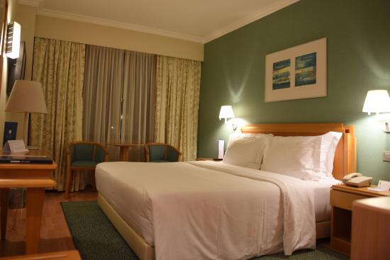 Good value hotel, in isolated surroundings far from city center