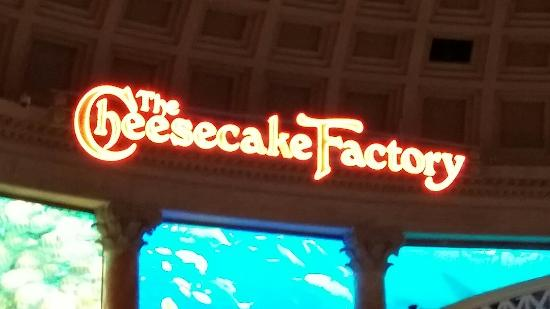 The Cheesecake Factory: 20160130_224213_large.jpg