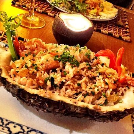 Excelente Restaurante Koh Pee Pee