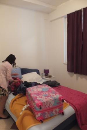 Podstrana, Kroasia: Bedroom