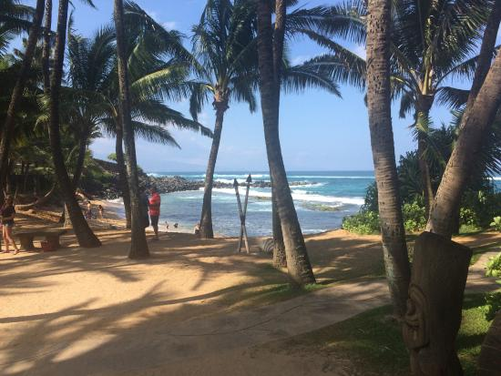 Paia, Hawaï: Great food and view