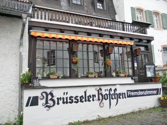 Brusseler Hofchen