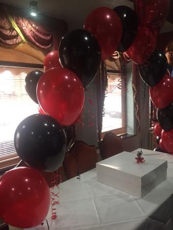 Bispham, UK : Birthday party pic