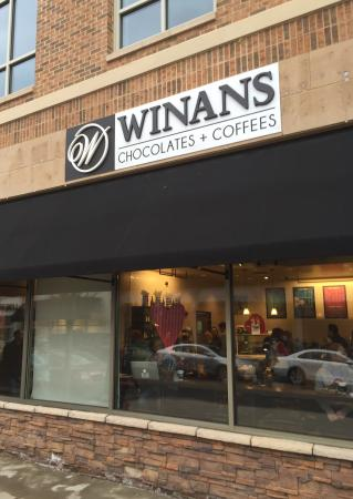 ‪Winans Chocolate & Coffee‬