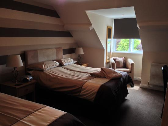 Crediton, UK: Bed and Breakfast Room